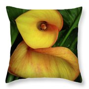 Flirtation Throw Pillow
