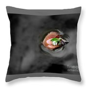 Floating Dream Throw Pillow