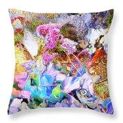 Florabelle Throw Pillow