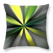 Floral 2-19-19 Throw Pillow
