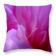 Floral Fantasy 4 Throw Pillow