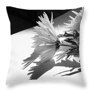 Floral No2 Throw Pillow