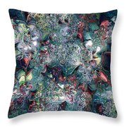 Floralia Throw Pillow