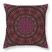Florametric Flotation-6 Throw Pillow