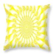 Floreal Throw Pillow