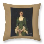 Florence Humphris  Throw Pillow