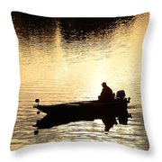 Florence Moods, 9228, Iv/2013 Throw Pillow