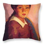 Florencia 1917 Throw Pillow