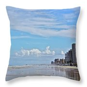 Florida Fun Throw Pillow