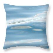 Flow 5 Throw Pillow