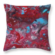 Flow Acrylic 4817 Throw Pillow