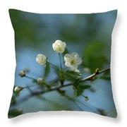 Flower # 056 Throw Pillow