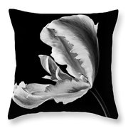 Flower 271 Throw Pillow