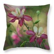 Flower 3506_2 Throw Pillow