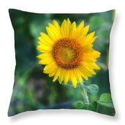 Flower #43 Throw Pillow