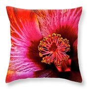 Flower 69f Throw Pillow