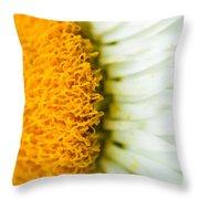 Flower Blossom 2 Throw Pillow