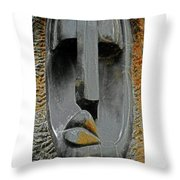 Flower Dome 40 Throw Pillow