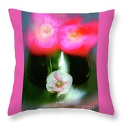 Flower For Foodie #2. Throw Pillow