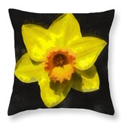 Flower - Id 16235-220300-0389 Throw Pillow