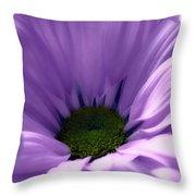 Flower Macro Beauty 4 Throw Pillow