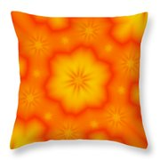 Flower Mandala 5 Throw Pillow