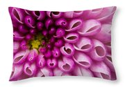 Flower No. 4 Throw Pillow