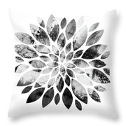 Flower Painting 3 Throw Pillow