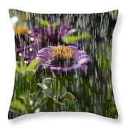 Nourish Me Throw Pillow