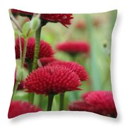 Flower1 Throw Pillow