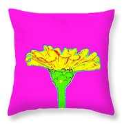 Flower10 Throw Pillow