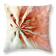 Flowers 008 Throw Pillow