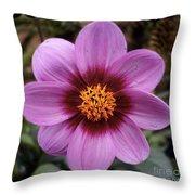 Flowers 65 Throw Pillow