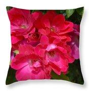 Flowers 732 Throw Pillow