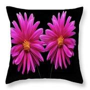Flowers 74 Throw Pillow