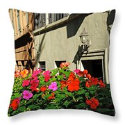 Upper West Side, New York Throw Pillow