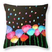 Flowers Of Urania Throw Pillow