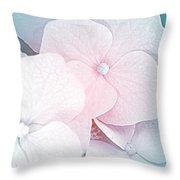 Flowers Seasonal Throw Pillow