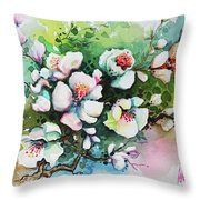 Flowers_011 Throw Pillow