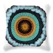 Fludds Cosmic Realms, 1617 Throw Pillow