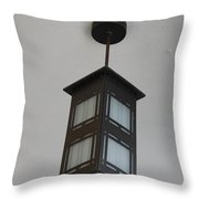Flw Lamp Throw Pillow