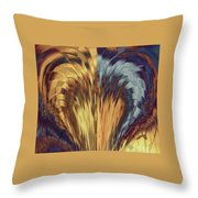 Fly Away From Here Throw Pillow