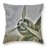 Fly Me Away Throw Pillow