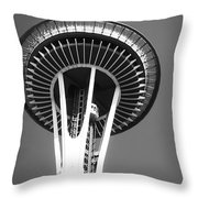 Fly To The Past Throw Pillow