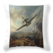 Flying Tigers Xxl Throw Pillow