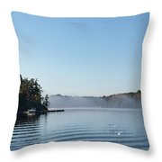 Flying Trio - Throw Pillow