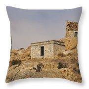 Foca Hillside Throw Pillow