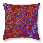 Focus Of Attention 52 Throw Pillow