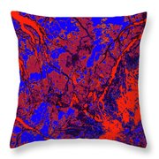 Focus Of Attention 7 Throw Pillow