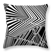 Folderol Throw Pillow
